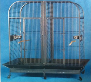 Cages for Large Birds