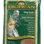 Lifetime Formula Granules for Cockatiels