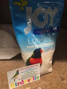Joy Lorikeet Wet Food Formula