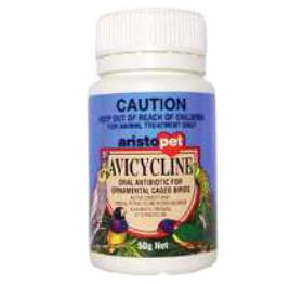 Aristopet Avicycline