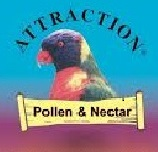 Attraction Nectar and Pollen