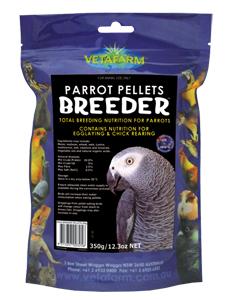 Vetafarm Parrot Breeder Pellets