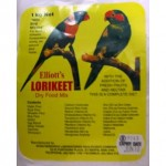 Lorikeet Dry Food Mix