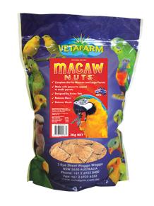 VetafarmMacaw Nuts