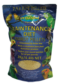 Maintenance Pellets