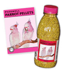 Passwell Parrot Pellets