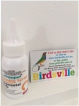 Aristopet Worming Syrup Plus Praziquantel For Ornamental Birds