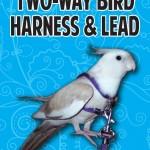 McDonald Bird Harness & Lead