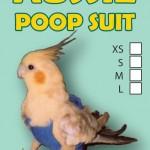 McDonald Poop Suit