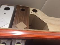 Large Parrot Nest Box