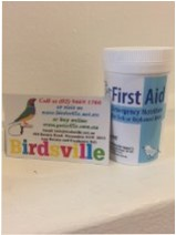 Passwell First Aid for Sick and Injured Birds
