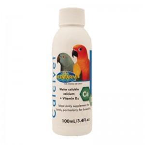 vetafarm calcivet liquid calcium supplement